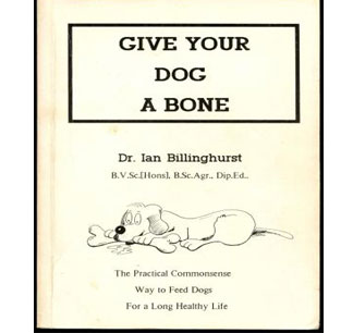 Give your dog a bone book