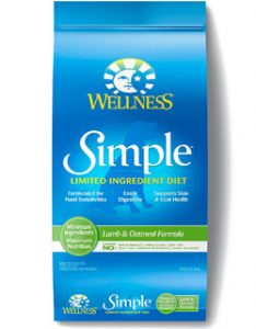 Wellness Simple Natural Dog Food