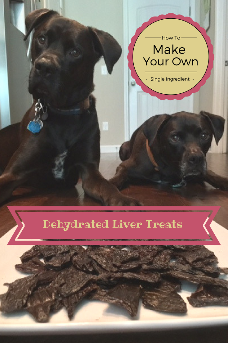 How To Make Your Own Dehydrated Liver Treats