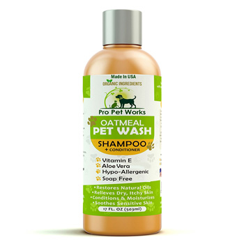 Image of Pro Pet Works Shampoo