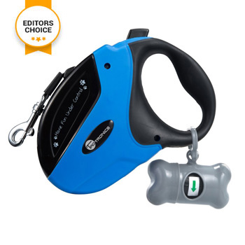 Image of TaoTronics Leash with editors choice ribbon