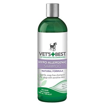 Image of Vets Best Shampoo