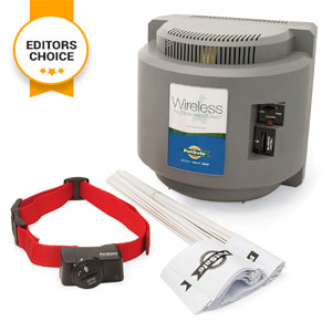 Image PetSafe - The Ultimate Wireless Dog Fence System