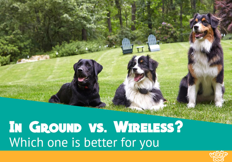 In Ground vs. Wireless? Which one is better for you