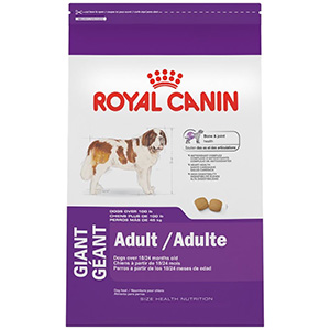 Image of Royal Canin Health Nutrition Giant Adult Breed