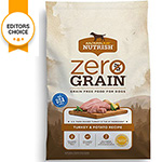 Rachael Ray Nutrish Zero compare