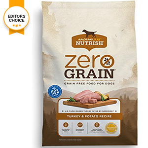 Product Image and editor choice of Rachael Ray Nutrish Zero