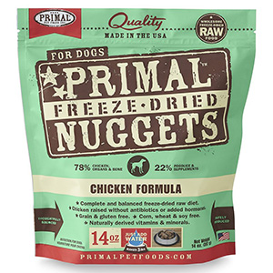 Product image of Primal Freeze Dried Nuggets