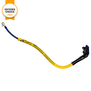 Product image of yellow bike tow