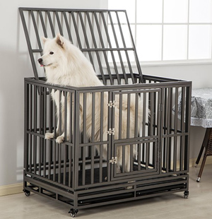 Easy way out of the dog Crate
