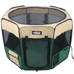 EliteField 2 Door Soft Side Pet Playpen product image