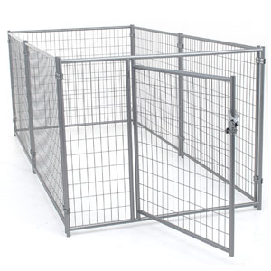 Lucky Dog Modular Welded Wire Kennel product image