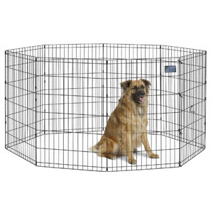 MidWest Homes Best Foldable Exercise Pen product image