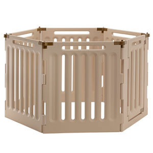 IRIS Exercise Panel Pet Playpen with Door product image