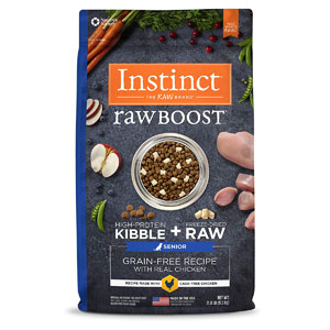 Instinct Raw Boost Product Image