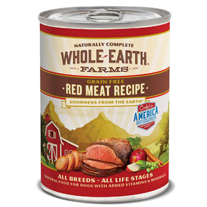 Merrick Whole Earth Farms Product Image