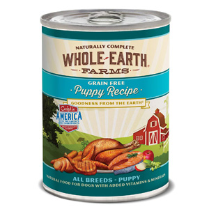 Product image of Merrick Whole Earth Farms