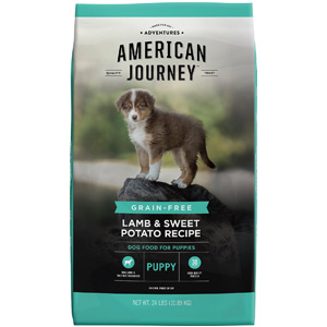 Product image of American Journey Puppy Lamb & Sweet Potato