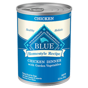 Product image of Blue Buffalo Homestyle Chicken Dinner