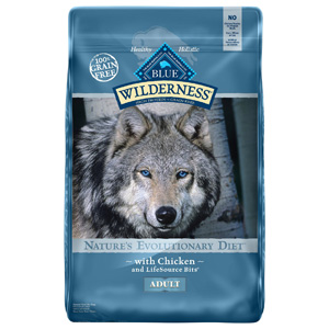 Product image of Blue Buffalo Wilderness With Chicken Adult Dog