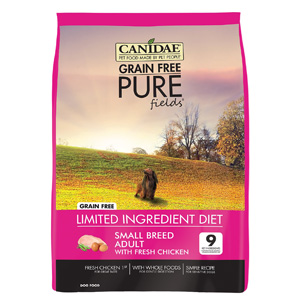 Product image of Canidae Pure fields Small Breed