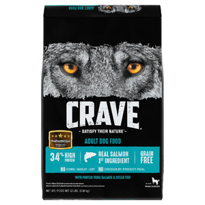 Product image of Crave Adult Dog Food