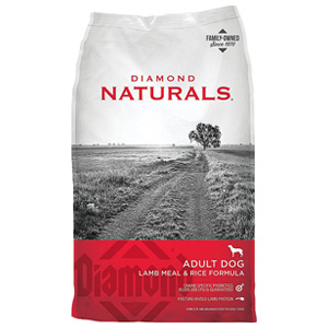 Product image of Diamond Naturals Lamb Meal & Rice