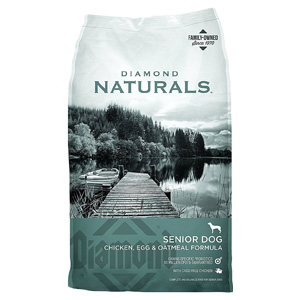 Product image of Diamond Naturals Senior