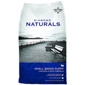 Product image of Diamond Naturals Small Breed Puppy