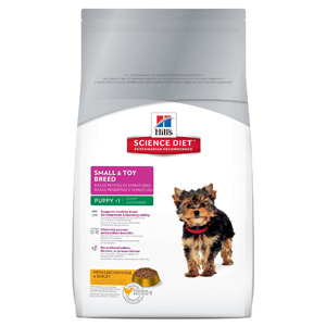 Product image of Hills Science Small & Toy Breed Puppy