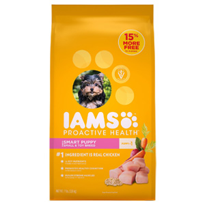 Product image of Iams ProActive Smart Puppy
