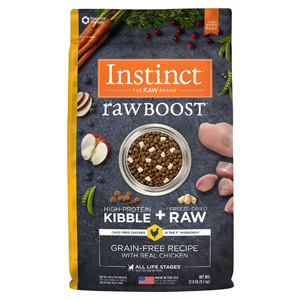 Product image of Instinct Raw Boost All life stages