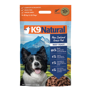 Product image of K9 Natural
