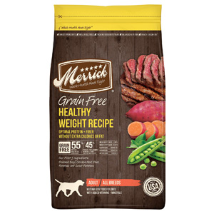 Product image of Merrick Healthy Weight Recipe