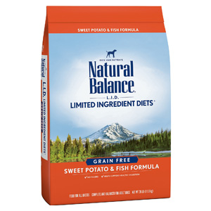 Product image of Natural Balance Sweet Potato & Fish