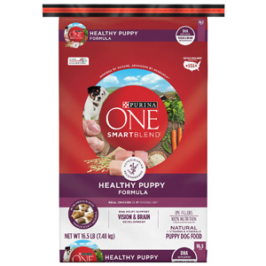 Product image of Purina ONE SmartBlend Healthy puppy