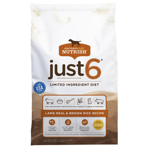 Product image of Rachael Ray Nutrish Just 6 For Adult dogs
