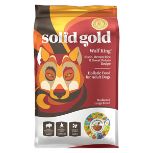 Product image of Solid Gold Wolf King