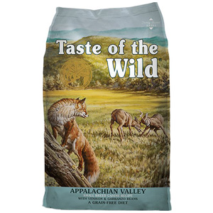 Product image of Taste of the Wild Appalachian valley