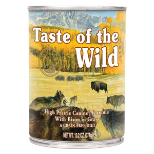 Product image of Taste of the Wild Grain Free Diet