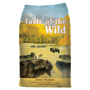 Product image of Taste of the Wild High Prairie