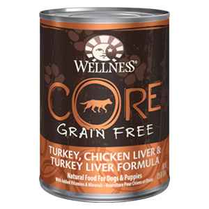 Product image of Wellness CORE Grain Free Formula