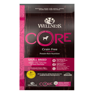 Product image of Wellness CORE Small Breed Adult