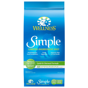 Product image of Wellness Simple Lamb and Oatmeal