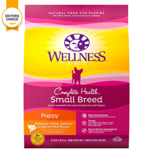 Product image of Wellness Small Breed Puppy