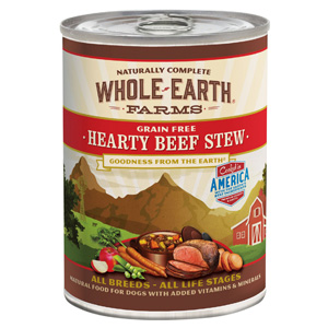 Product image of Whole Earth Farms Hearty Beef Stew