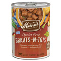 Small Product image of Merrick Classic Brauts-n-tots