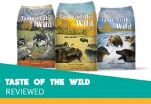 Featured image of Taste of the Wild Top 3