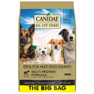 Product image of CANIDAE Multi Protein Formula Big Bag