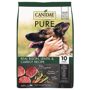 Product image of CANIDAE Pure Real Bison